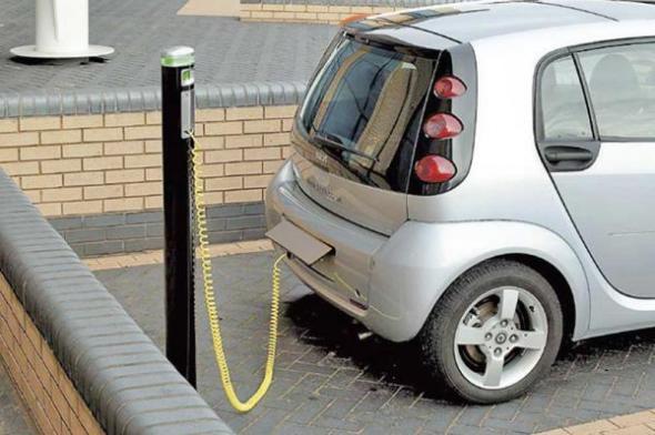 Немцы не пересаживаются на электромобили