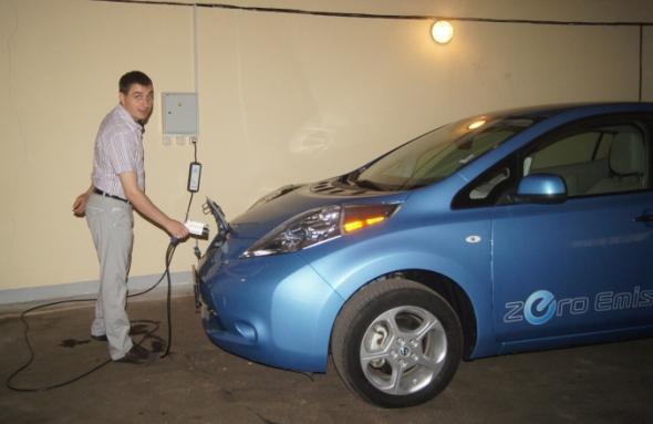 Что такое электромобиль?