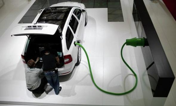 автомобили на электричестве