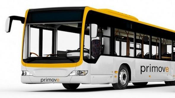 В Германии тестируют беспроводную зарядку для электроавтобусов