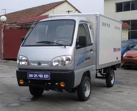 электрические грузовики RD