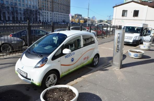 Россия делает ставку на производство электромобилей