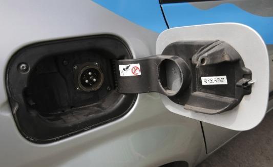 Сеть зарядок для электромобилей в Москве все реальнее