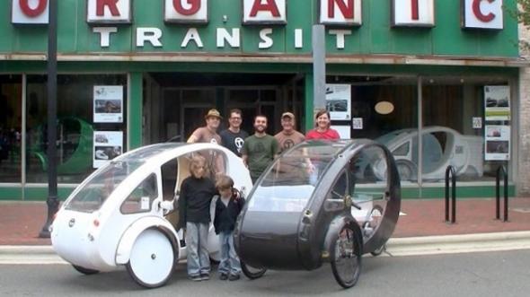 ELF - электромобиль