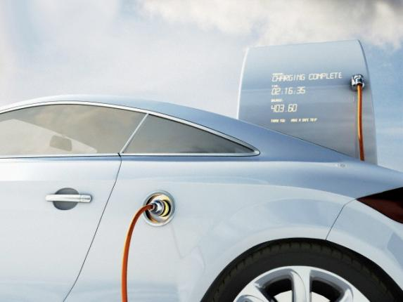 Электромобиль уменьшает нагрузку на кондиционеры
