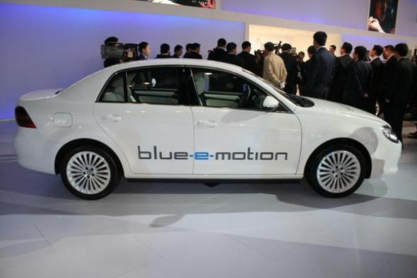 Электромобиль Volkswagen Kaili