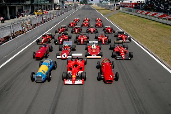 На Формуле Е не будет длинных прямых трасс
