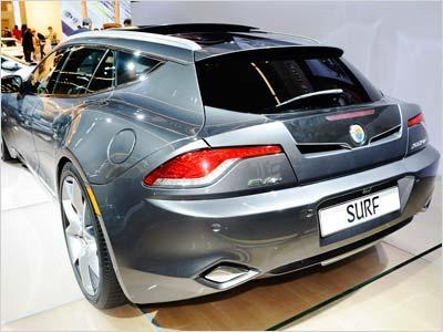 Fisker Surf  - роскошный электромобиль