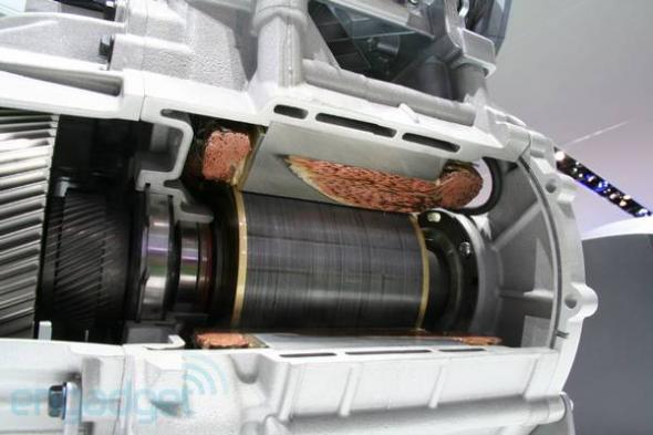 электродвигатель Ford