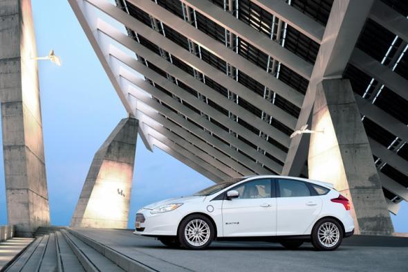 Электромобиль Ford Focus Electric от Ford Motor Company