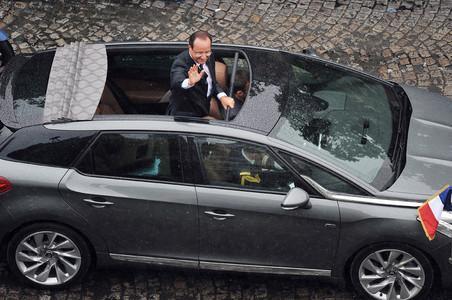 Электромобиль во Франции