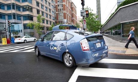 Google электромобили