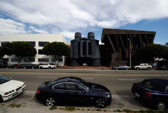 Google штаб-квартира в Калифорнии