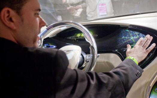 GPS-навигаторы для электромобилей