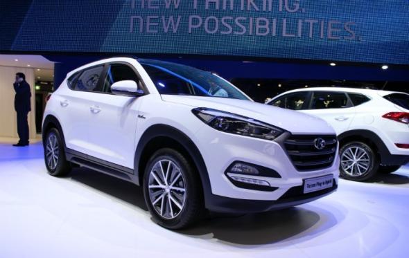 гибриды для Hyundai Tucson