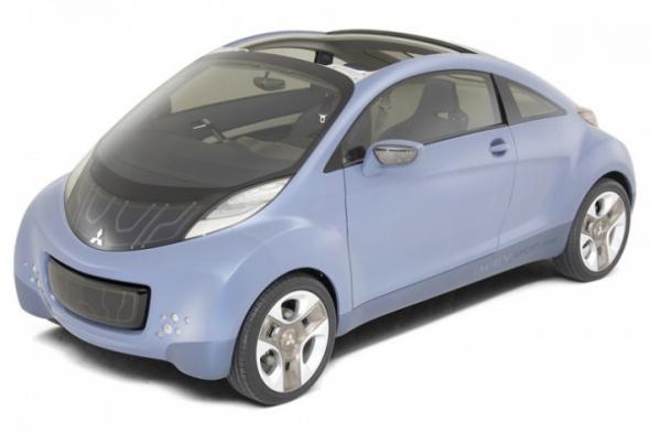 Электромобиль i-Miev представили в Калуге