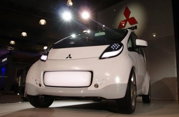 Электромобиль i-MiEV