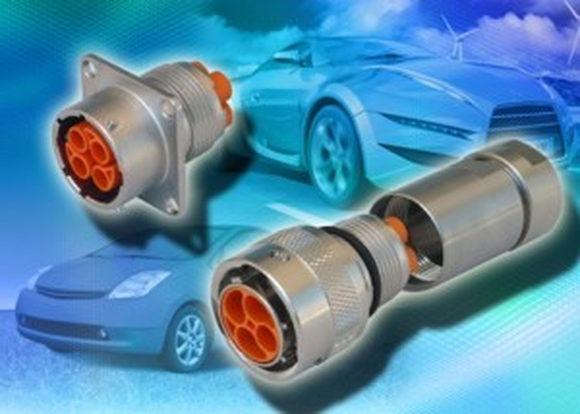 Высоковольтные коннекторы ITT