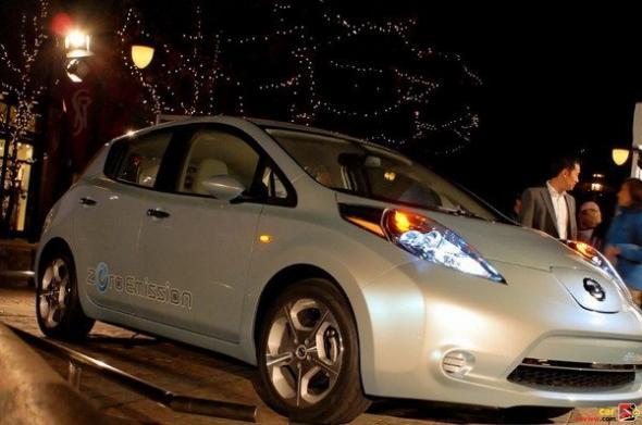 В Казахстане будут выпускать электромобили