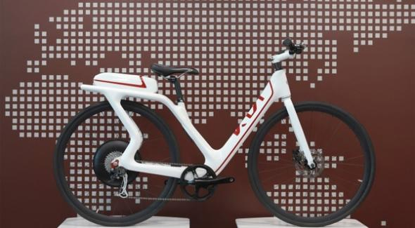 Электровелосипед KIA Electric Bicycle (KEB)