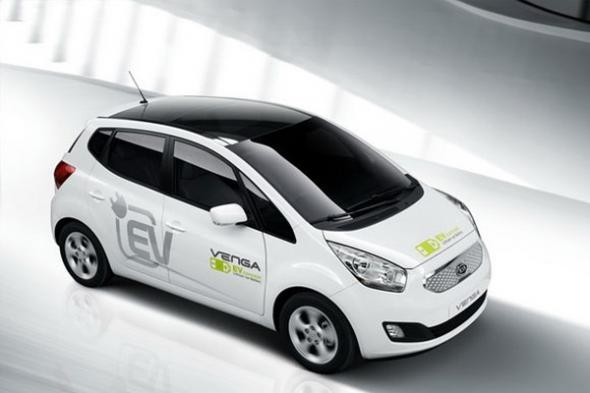 Электромобиль Venga EV