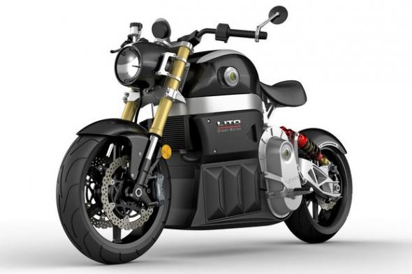электромотоцикл Lito Sora