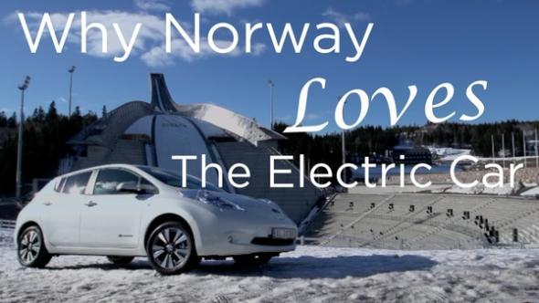 Владелец электромобиля не платит за парковку и платные дороги