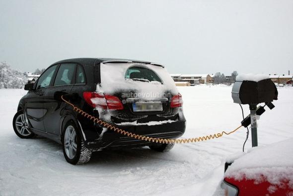 Электромобиль - автомобиль будущего