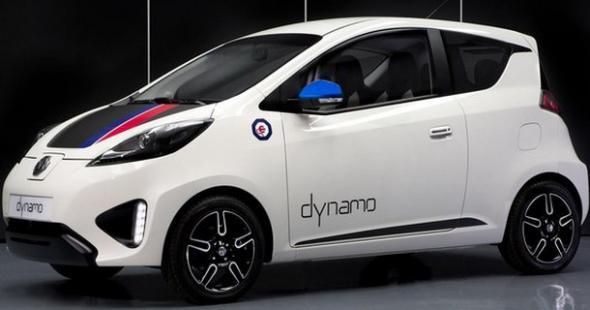 Электромобиль Dynamo