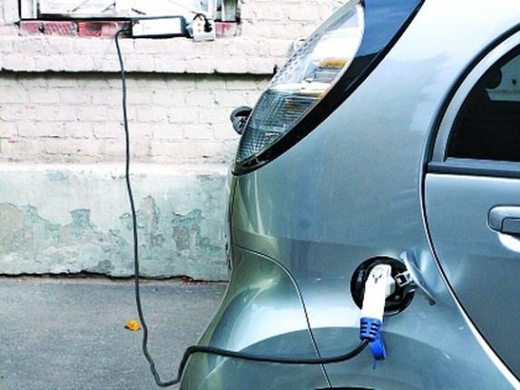 Электромобиль - плюс и минус