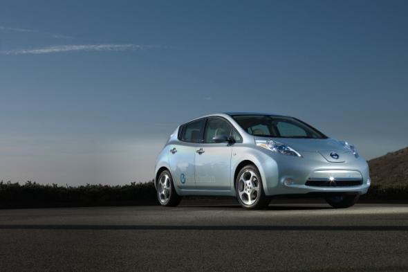 Электромобиль от Infiniti  будет мощнее, чем Nissan Leaf