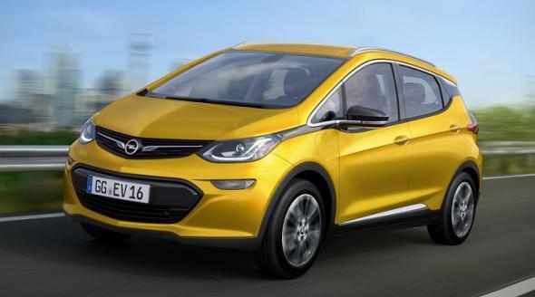 Opel Ampera-e – первый полноценный электромобиль Opel