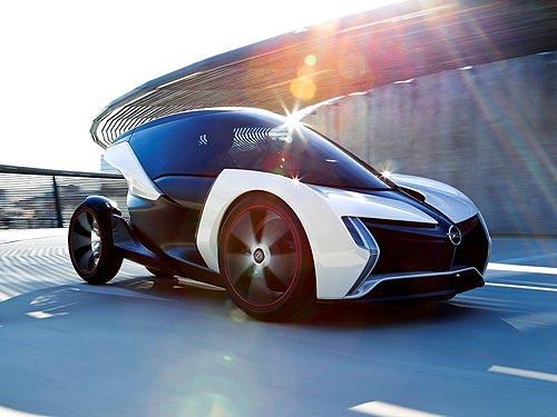 Концепт-кар от Opel: супер-экономия