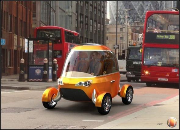 Таксисты на электромобилях