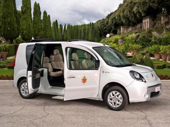 Электромобиль Kangoo Maxi Z.E