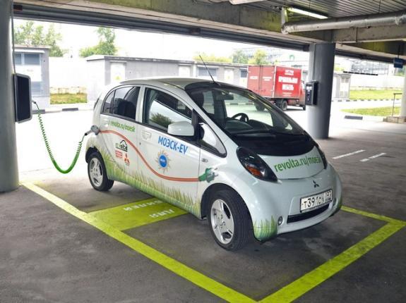 В 2014 году отменят пошлины на электромобили