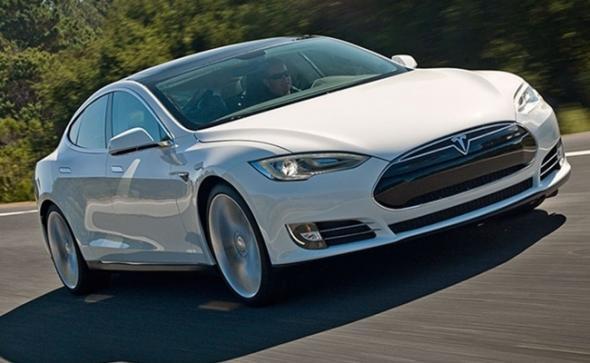 производства электрокаров от Tesla Motors