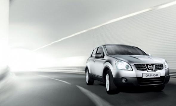 Электромобиль Nissan Qashqai