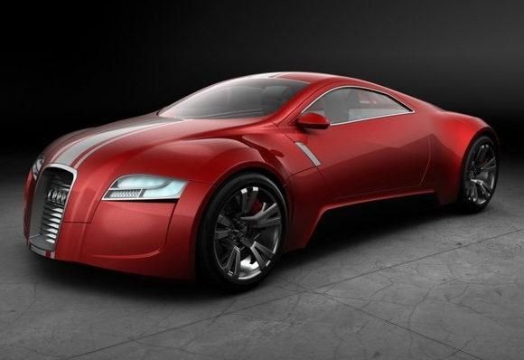 Электрокар Audi R-Zero