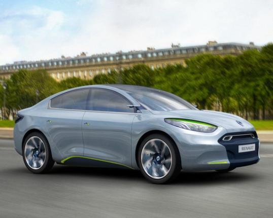 В России будут продавать морозоустойчивые электромобили Renault