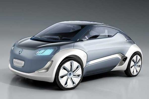 Футуристические Renault