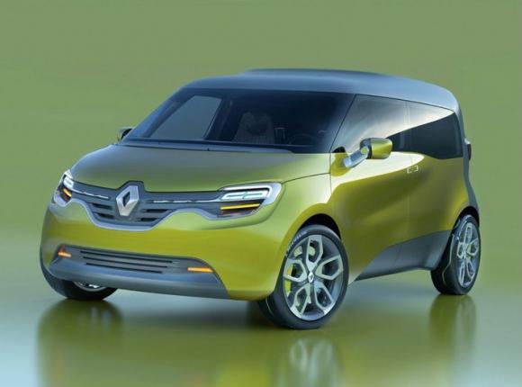 Электромобиль Renault Frendzy