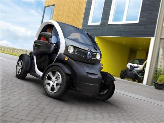 Renault Twizy москва