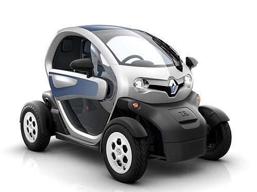 Девид Гетта с женой будут популяризировать Renault Twizy