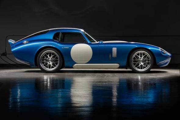 Электромобиль Renovo Motors Sport Coupe