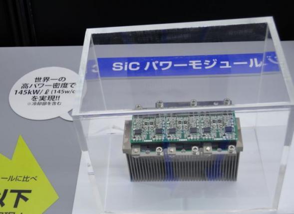 модуль питания от японской компании Rohm