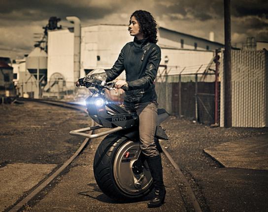 Электромотоцикл Ryno