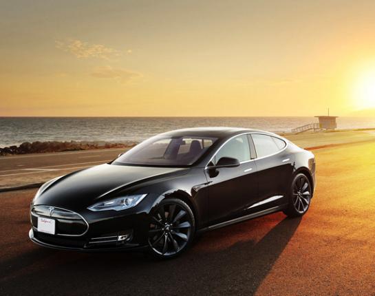 Электромобиль Saleen Tesla Model S