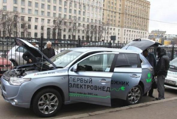 семинар по электромобилям