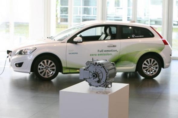 Siemens электромобили